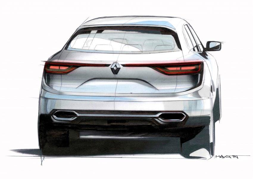 2016 Renault Koleos makes its world debut in Beijing Image #483311