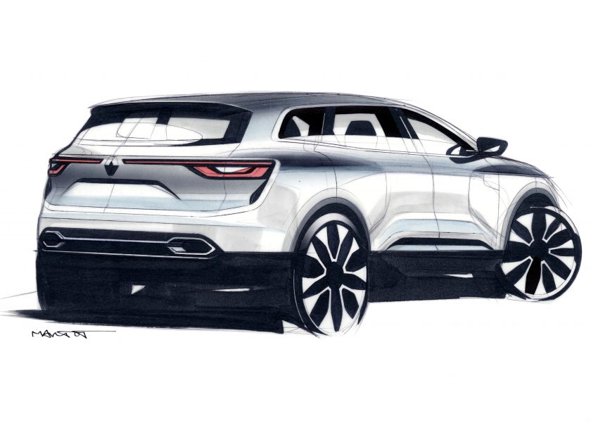 2016 Renault Koleos makes its world debut in Beijing Image #483312