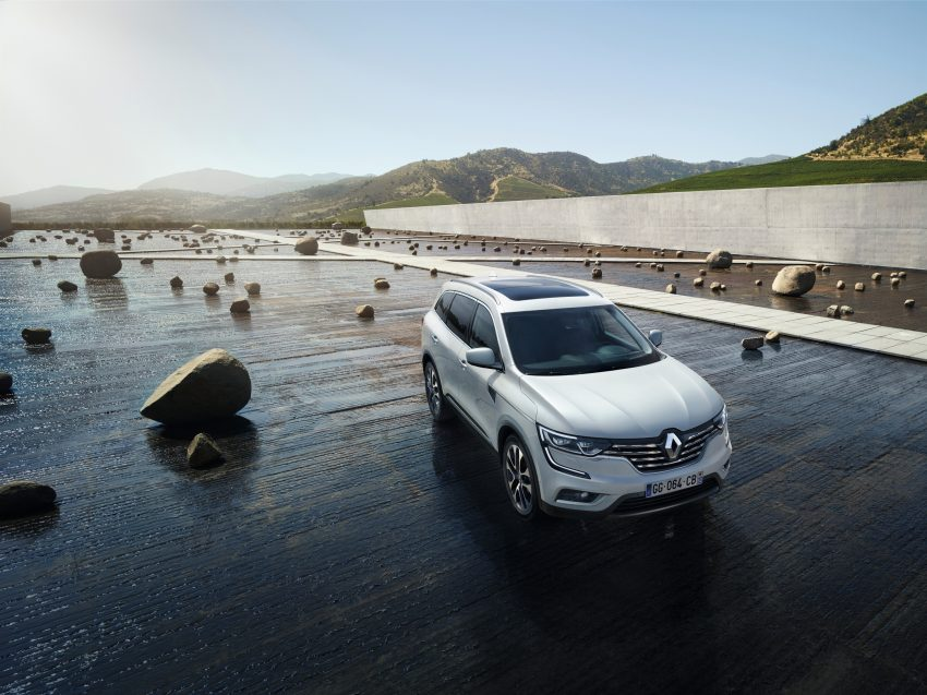 2016 Renault Koleos makes its world debut in Beijing Image #483290