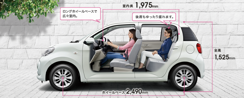 2016 Daihatsu Boon unveiled – next Myvi incoming? Image #475562