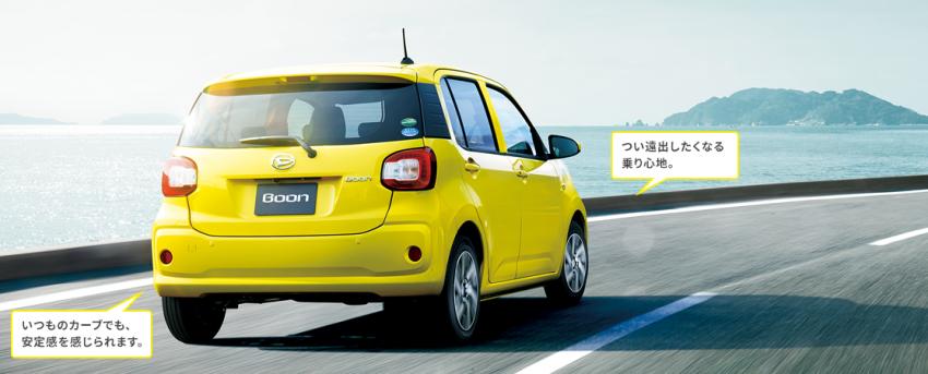 2016 Daihatsu Boon unveiled – next Myvi incoming? Image #475559