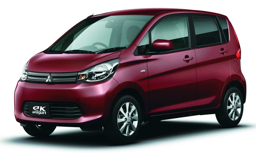 Mitsubishi akui memanipulasi ujian bahan api Image #480927