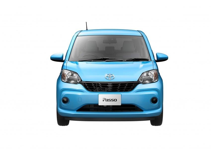 All-new Toyota Passo revealed  – new Perodua Myvi? Image #475439