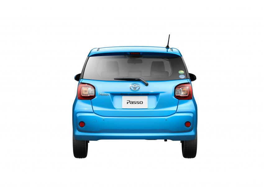 All-new Toyota Passo revealed  – new Perodua Myvi? Image #475438