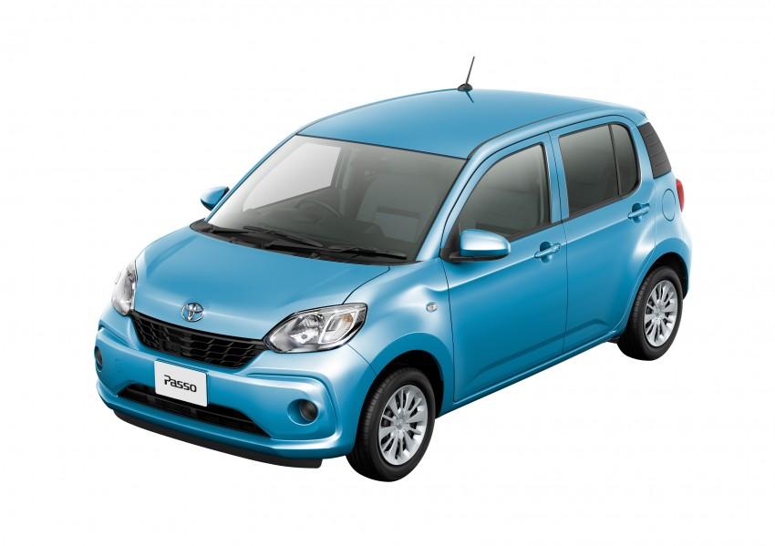 All-new Toyota Passo revealed  – new Perodua Myvi? Image #475435