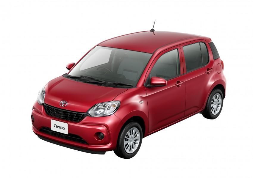 All-new Toyota Passo revealed  – new Perodua Myvi? Image #475432
