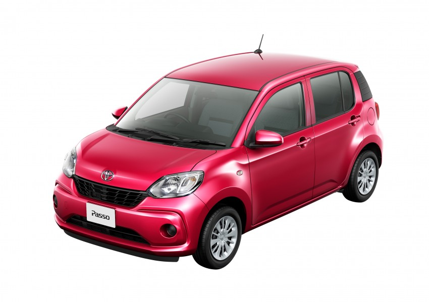 All-new Toyota Passo revealed  – new Perodua Myvi? Image #475431