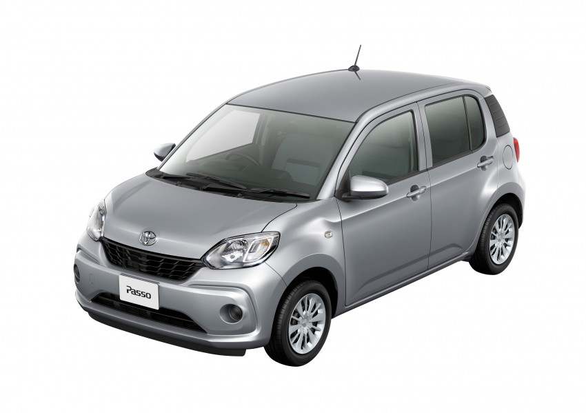 All-new Toyota Passo revealed  – new Perodua Myvi? Image #475430