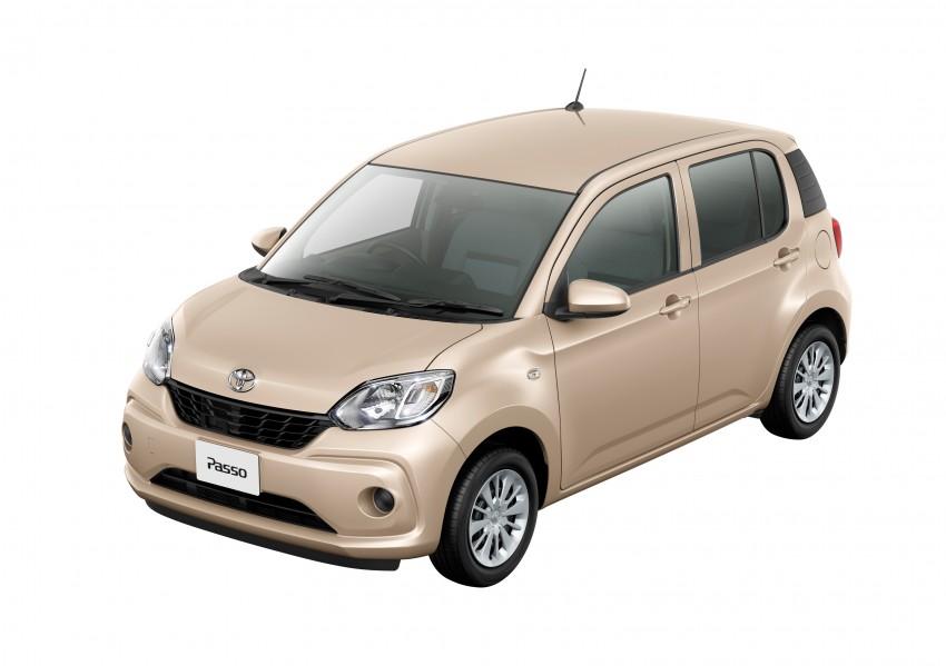 All-new Toyota Passo revealed  – new Perodua Myvi? Image #475429