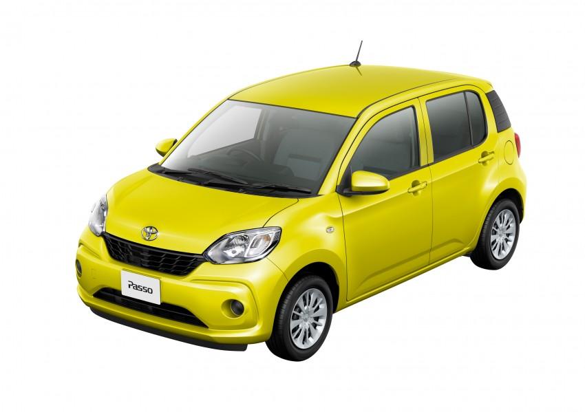All-new Toyota Passo revealed  – new Perodua Myvi? Image #475427