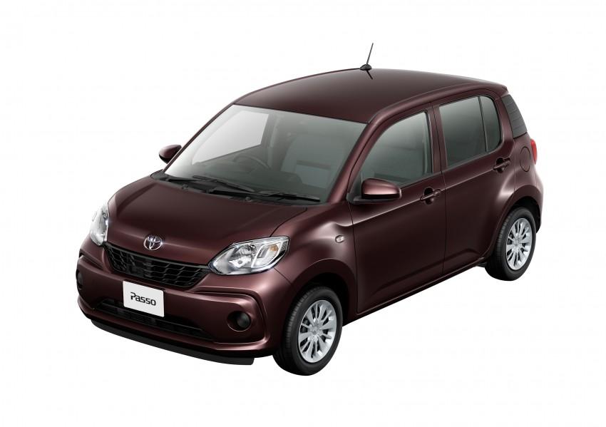 All-new Toyota Passo revealed  – new Perodua Myvi? Image #475424