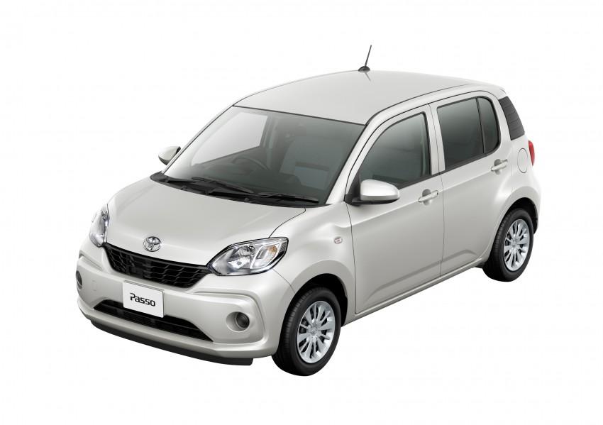 All-new Toyota Passo revealed  – new Perodua Myvi? Image #475422