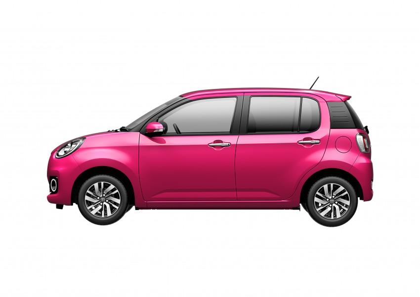 All-new Toyota Passo revealed  – new Perodua Myvi? Image #475418
