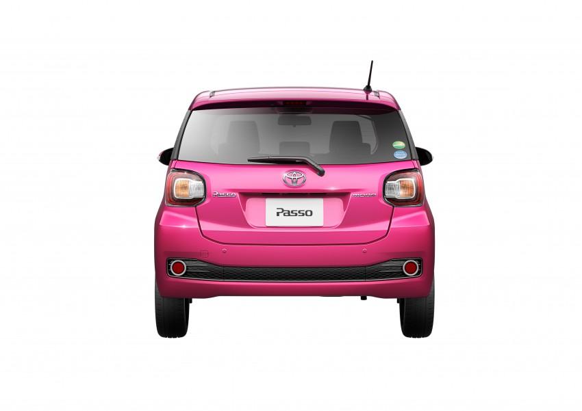 All-new Toyota Passo revealed  – new Perodua Myvi? Image #475412
