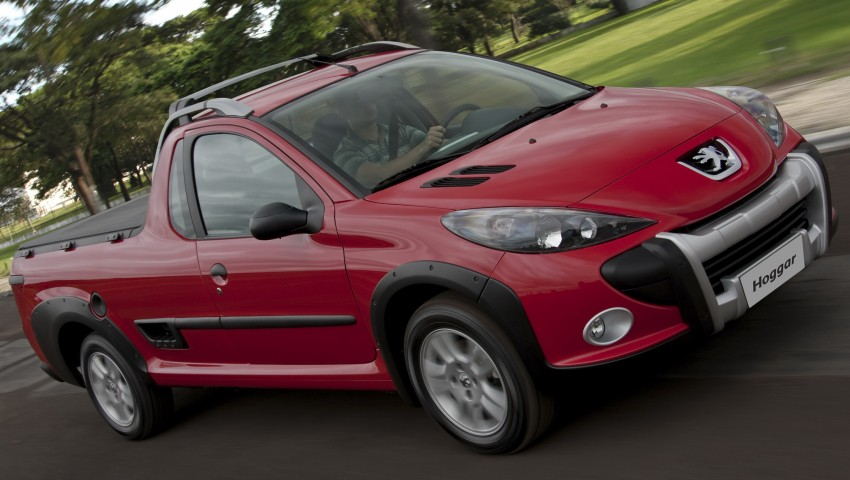 "PSA Peugeot Citroen unveils ""Push to Pass"" 5-year plan: one-tonne pick-up truck, 7 plug-in hybrids, 4 EVs Image #472130"