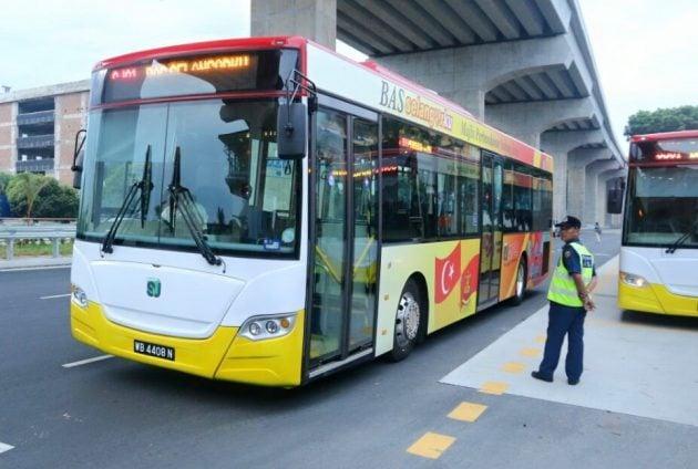 selangor smart bus