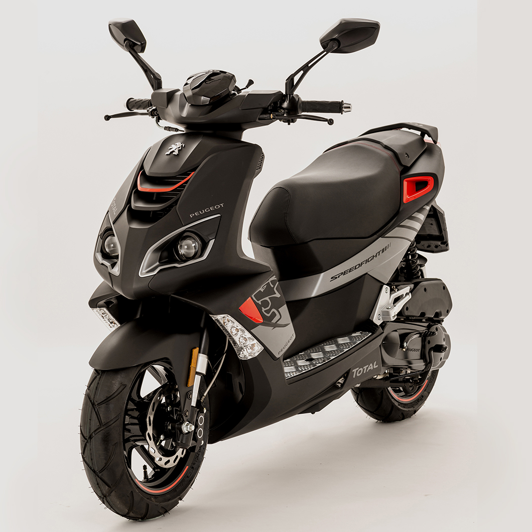 2016 peugeot speedfight 4 total sport scooter shown. Black Bedroom Furniture Sets. Home Design Ideas