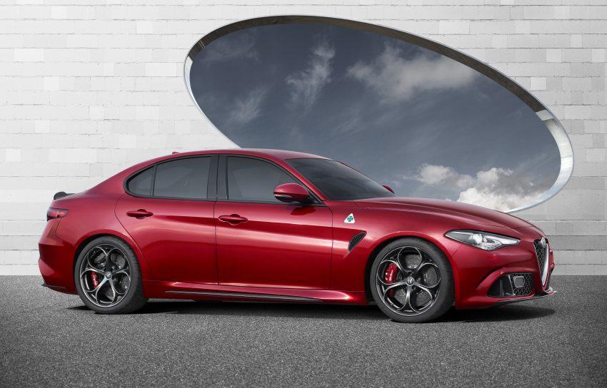2016 Alfa Romeo Giulia – full specifications released Image #491568