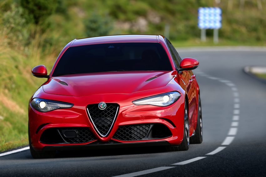 2016 Alfa Romeo Giulia – full specifications released Image #491570