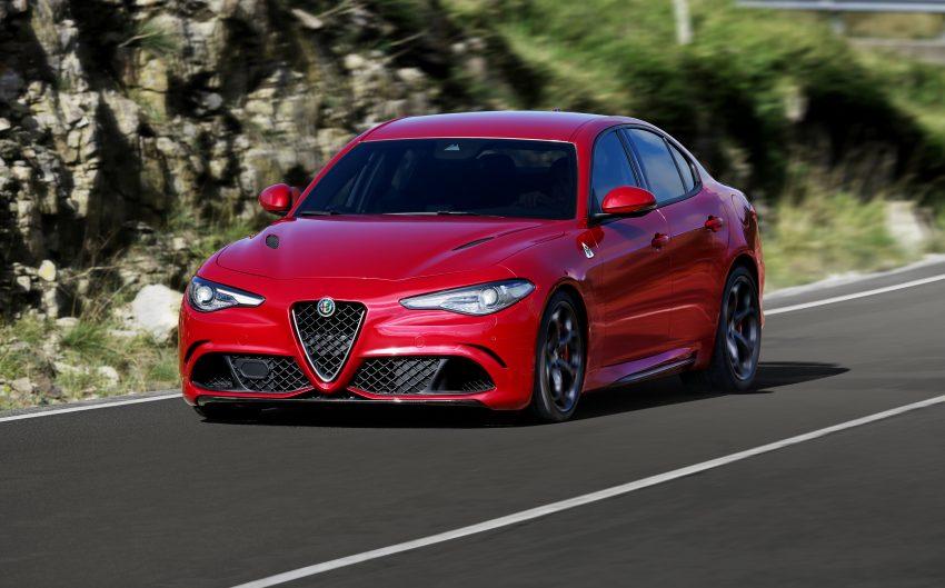 2016 Alfa Romeo Giulia – full specifications released Image #491578