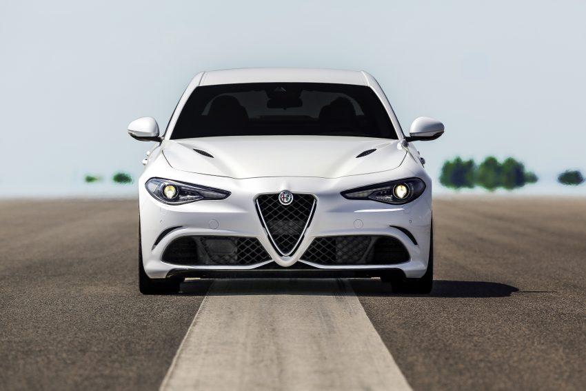 2016 Alfa Romeo Giulia – full specifications released Image #491588
