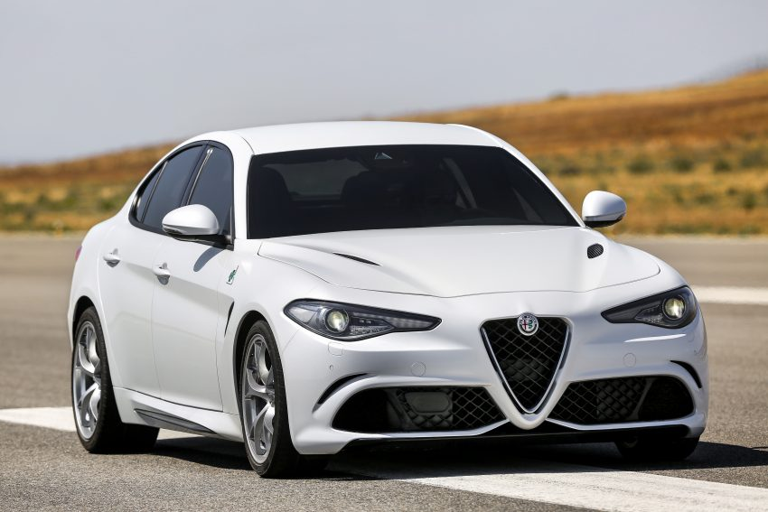 2016 Alfa Romeo Giulia – full specifications released Image #491591