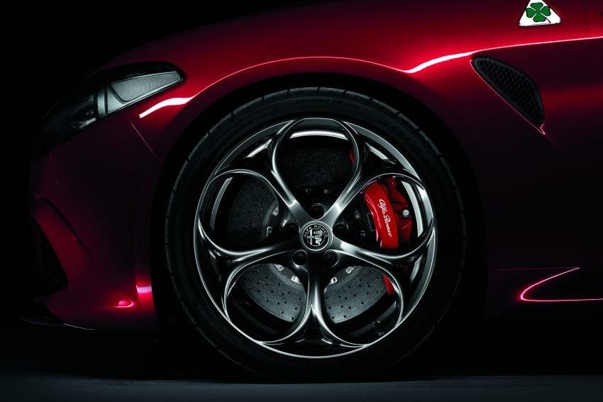 2016 Alfa Romeo Giulia – full specifications released Image #491592