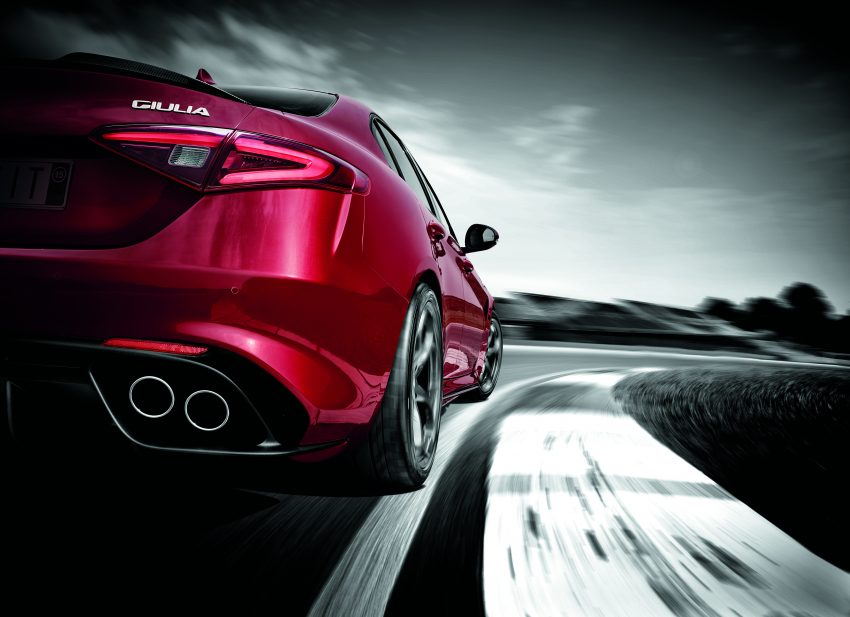 2016 Alfa Romeo Giulia – full specifications released Image #491599