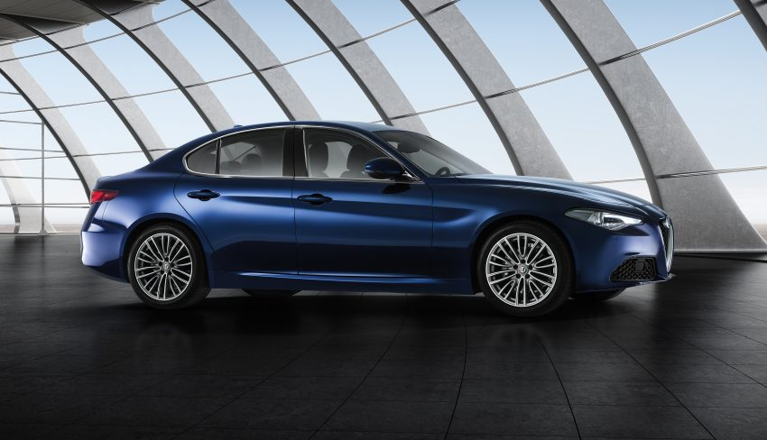 2016 Alfa Romeo Giulia – full specifications released Image #491456