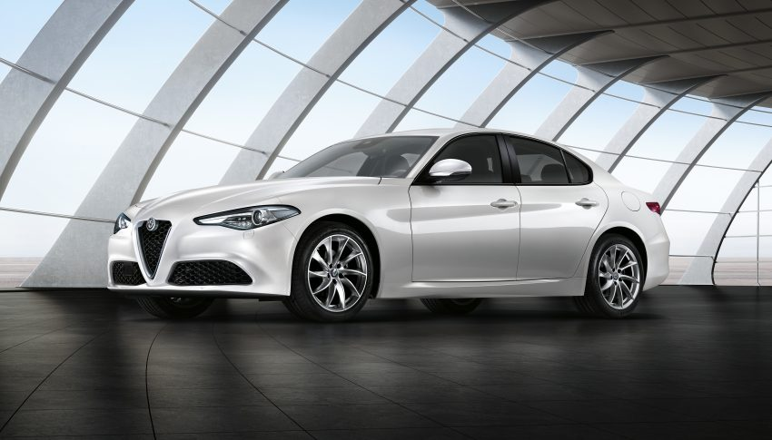 2016 Alfa Romeo Giulia – full specifications released Image #491457