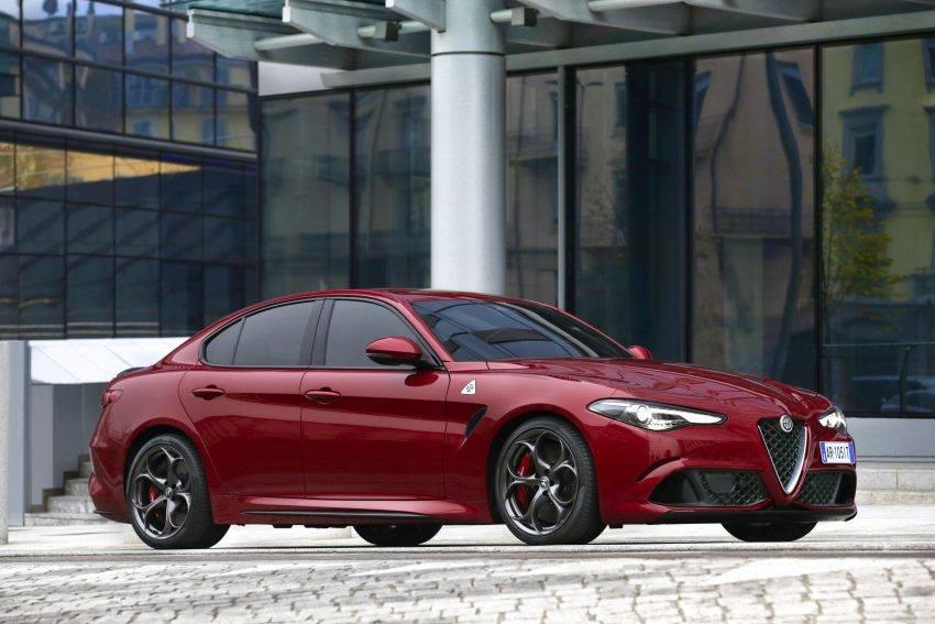 2016 Alfa Romeo Giulia – full specifications released Image #491600