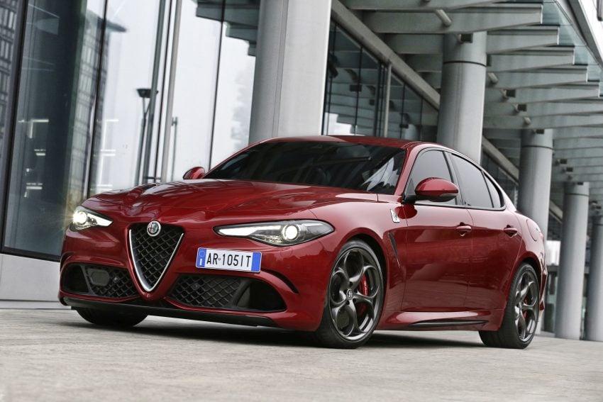 2016 Alfa Romeo Giulia – full specifications released Image #491601