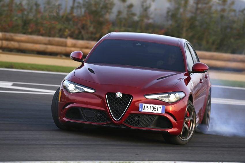 2016 Alfa Romeo Giulia – full specifications released Image #491608