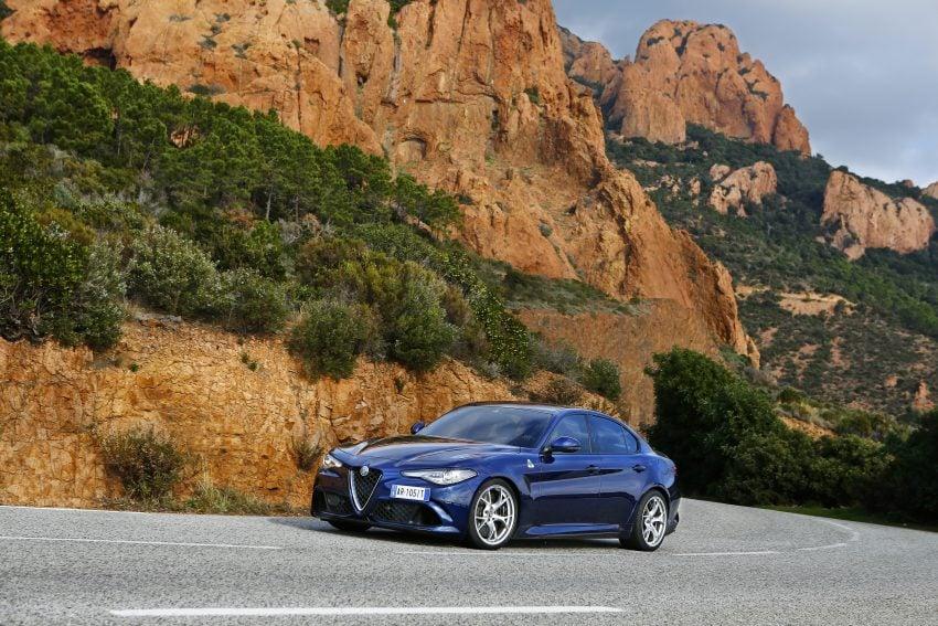 2016 Alfa Romeo Giulia – full specifications released Image #491615