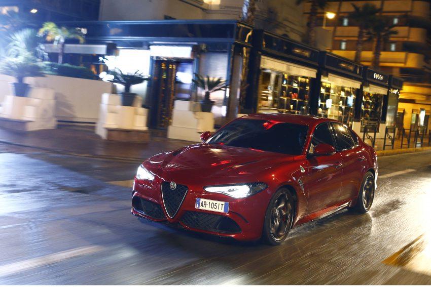 2016 Alfa Romeo Giulia – full specifications released Image #491617