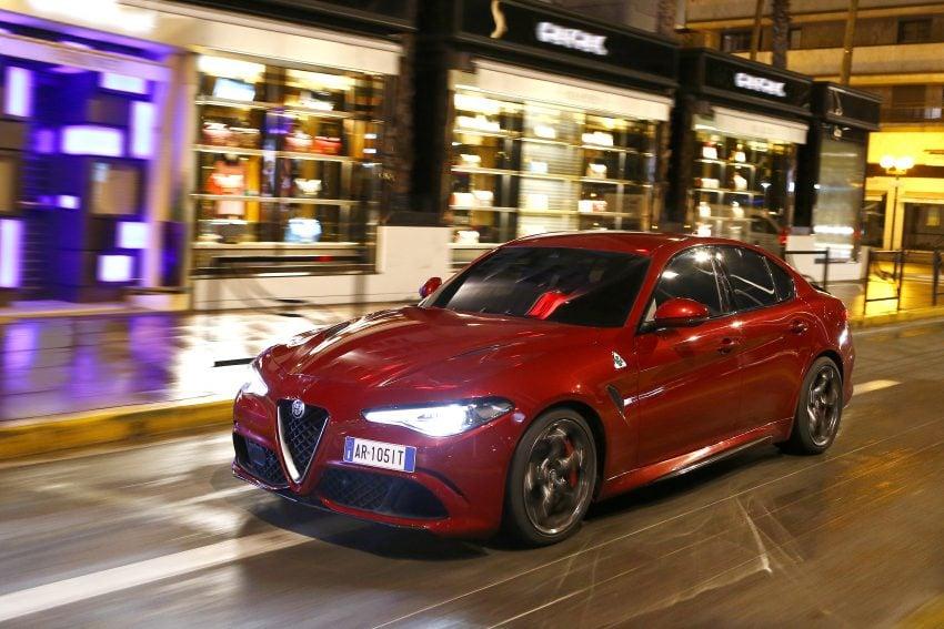 2016 Alfa Romeo Giulia – full specifications released Image #491618