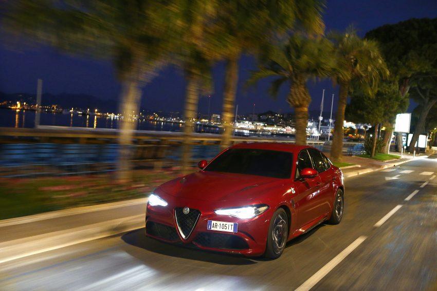 2016 Alfa Romeo Giulia – full specifications released Image #491621