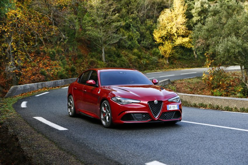 2016 Alfa Romeo Giulia – full specifications released Image #491623