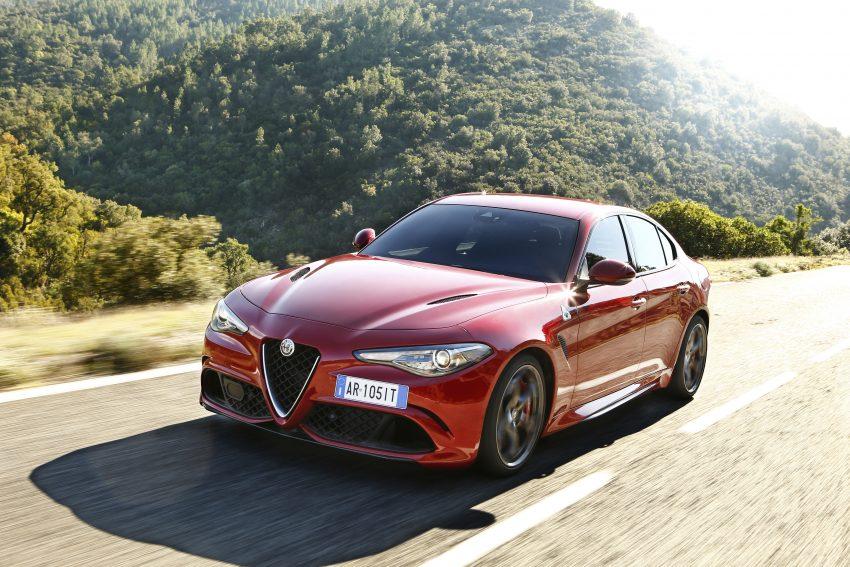 2016 Alfa Romeo Giulia – full specifications released Image #491624
