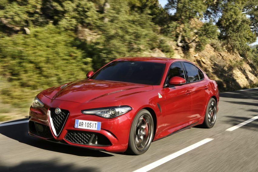 2016 Alfa Romeo Giulia – full specifications released Image #491625