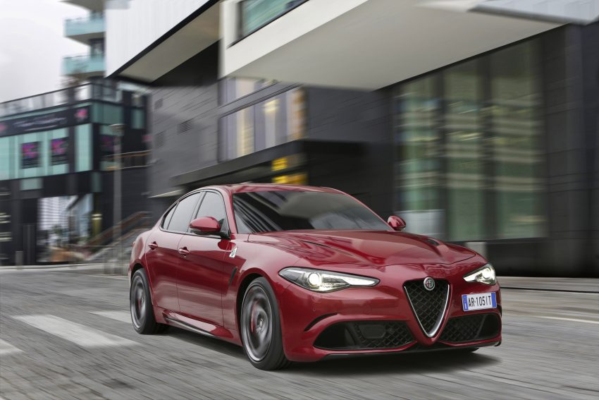 2016 Alfa Romeo Giulia – full specifications released Image #491630