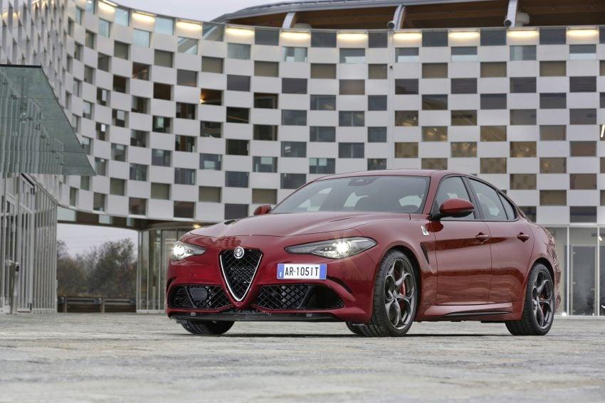 2016 Alfa Romeo Giulia – full specifications released Image #491632