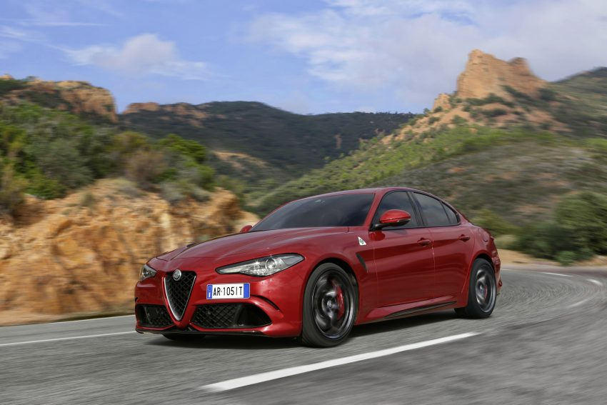 2016 Alfa Romeo Giulia – full specifications released Image #491634