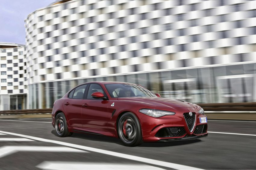 2016 Alfa Romeo Giulia – full specifications released Image #491635