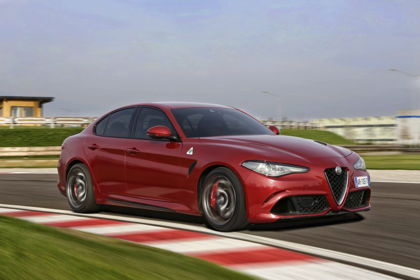 2016 Alfa Romeo Giulia – full specifications released Image #491640