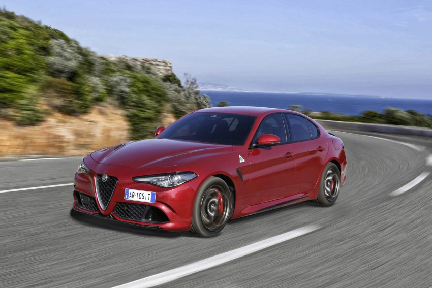 2016 Alfa Romeo Giulia – full specifications released Image #491644