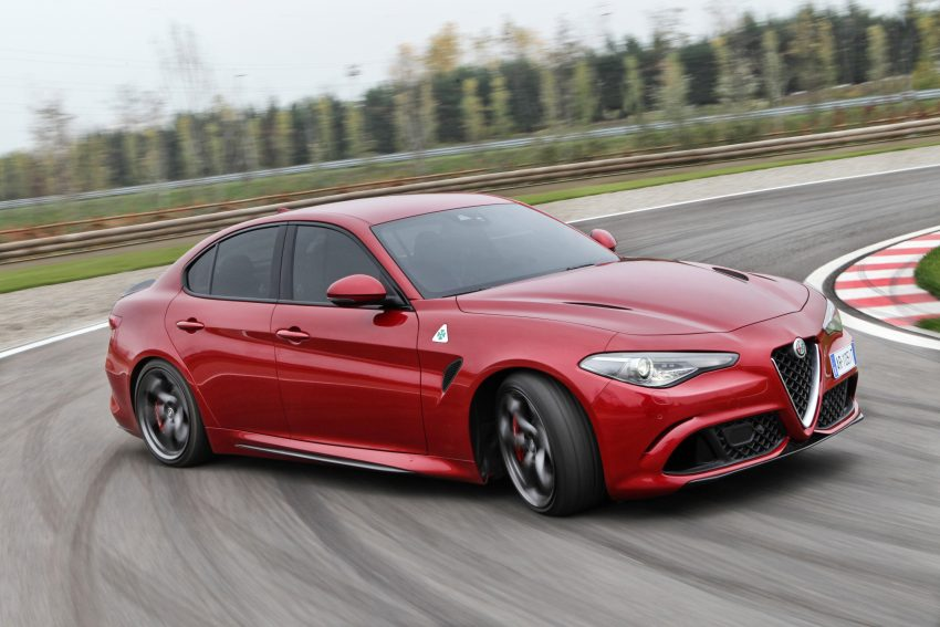 2016 Alfa Romeo Giulia – full specifications released Image #491657