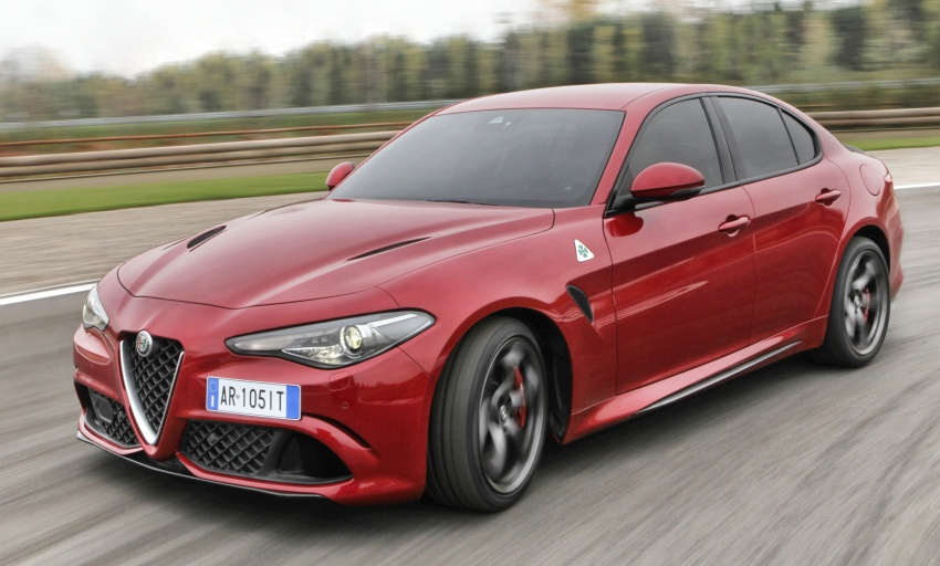 2016 Alfa Romeo Giulia – full specifications released Image #491659