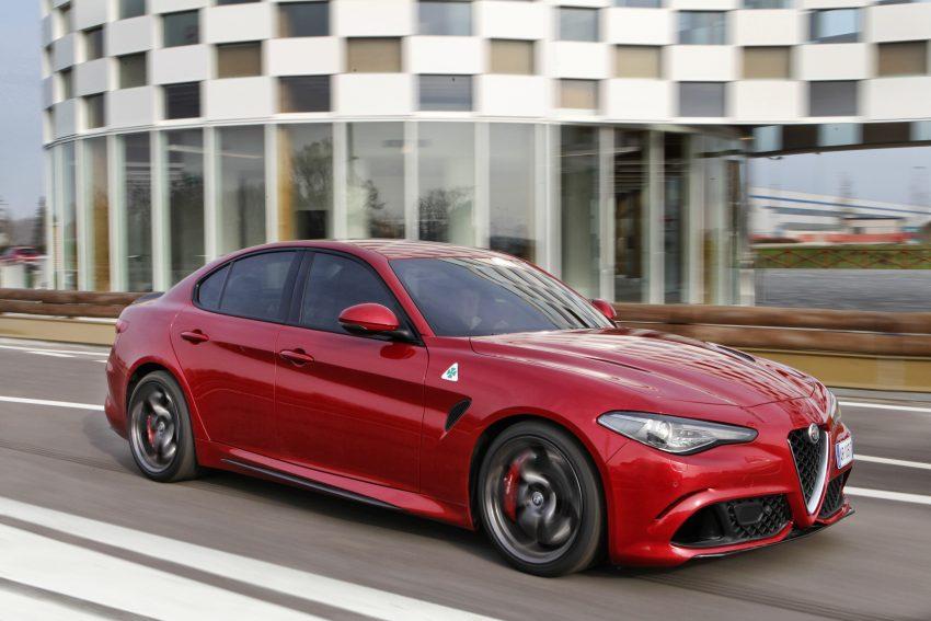 2016 Alfa Romeo Giulia – full specifications released Image #491660