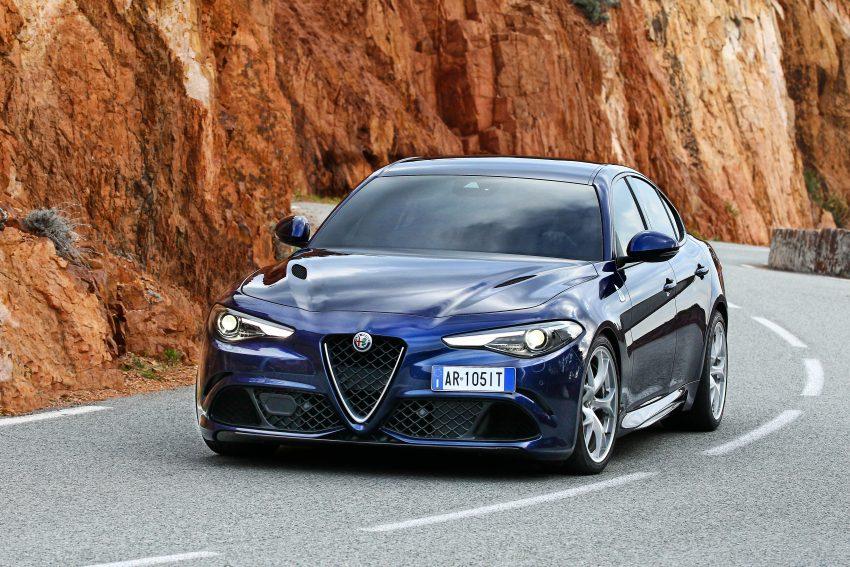 2016 Alfa Romeo Giulia – full specifications released Image #491661